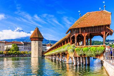 瑞士 卢塞恩 Lucerne Switzerland