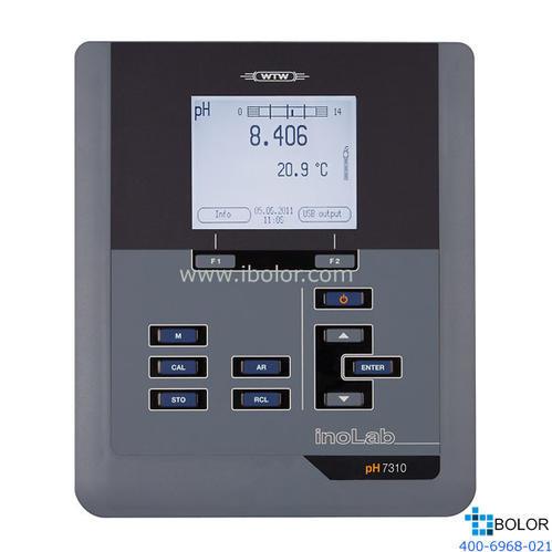 inoLab pH 7310實驗室pH計 僅主機 需選配電極