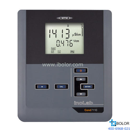 inoLab Cond 7110 SET 1實驗室電導率儀 1us/cm-2000ms/cm