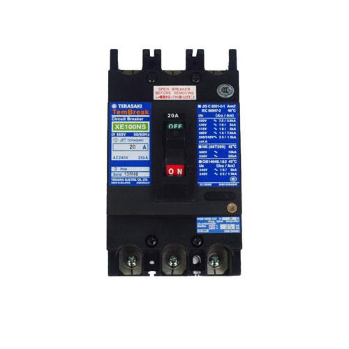 TERASAKI寺崎S400-NE MCCB 3P 200A断路器