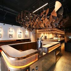 高格调餐厅