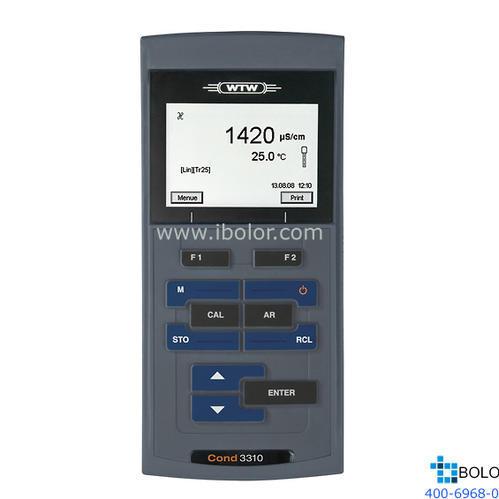 Cond 3110 SET1手提電導率測試儀 1us/cm-2000ms/cm 配TetraCon