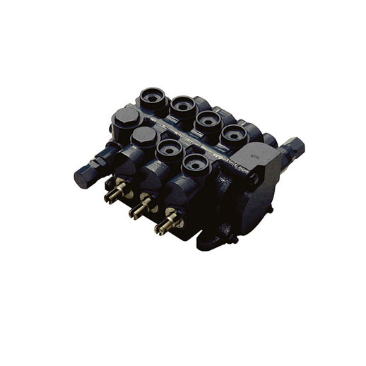 Parker派克K170LS/K220LS掘进机五联多路方向控制阀