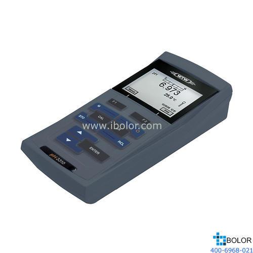 pH3310 SET 4防水型手持式酸度计 SenTix 51 pH电极(内置NTC) 5200组