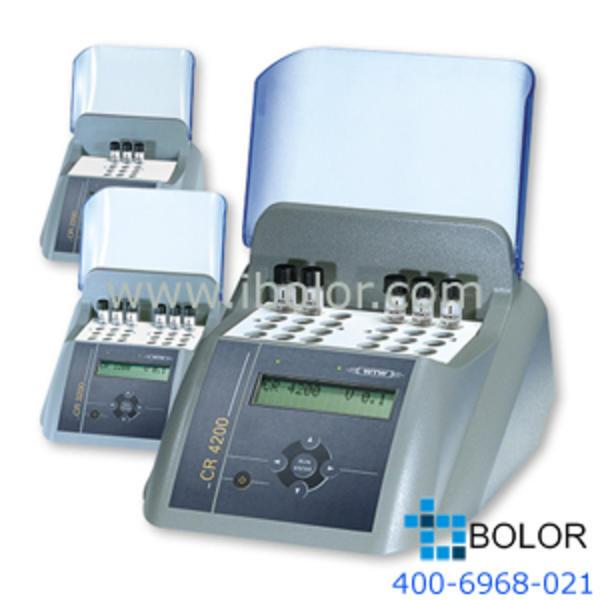 CR4200 COD消解仪 2组×12共24个16mm加热孔,两组加热孔可设定不同的加热程序分别进行