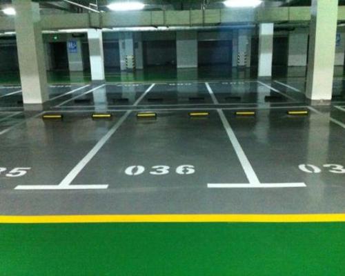 环氧树脂平涂型地坪?