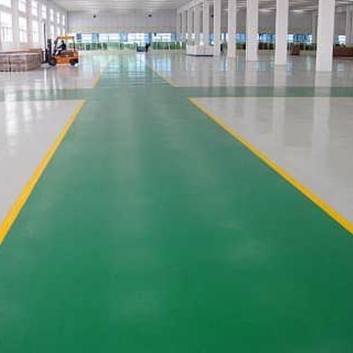 環氧樹脂平涂型地坪