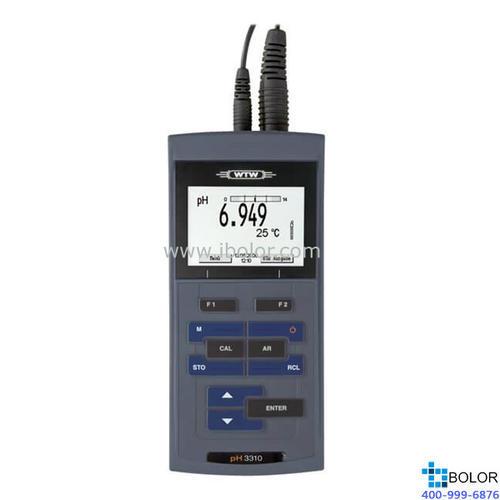 pH3310 SET 4防水型手持式酸度計 SenTix 51 pH電極(內置NTC) 5200組