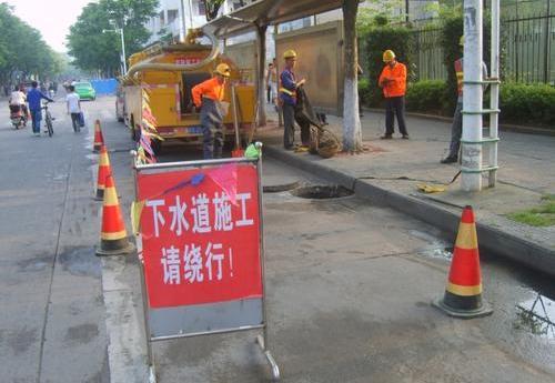工业管道疏通清洗