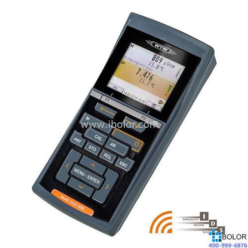MultiLine? Multi 3620 IDS便攜式多參數測量儀 可檢測pH/ORP/溶解氧/電導率/TDS/鹽度/濁度