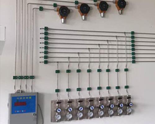 湖南 | 中南大学 | 实验室供气系统 | 管路设计安装