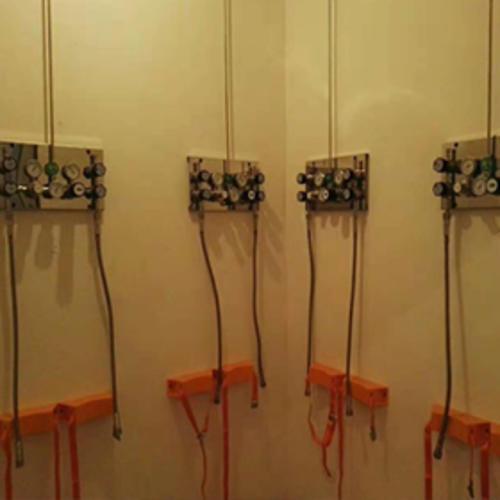 酒泉 | 春光新能源热力 | 集中供气系统 | 管路设计安装