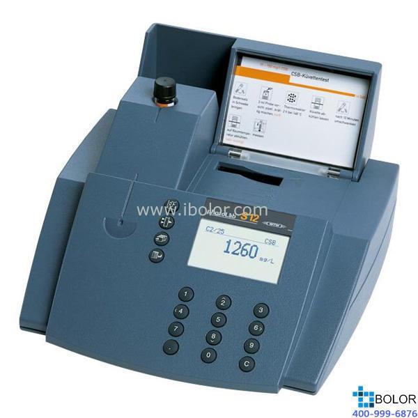 PhotoLab S12 COD多參數測試儀;COD分析儀;十二波長