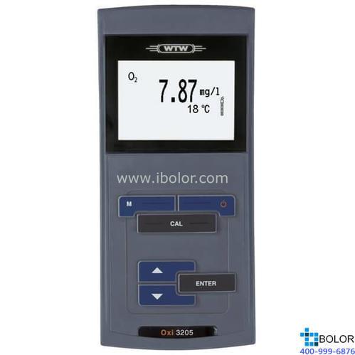 Oxi 3205 SET 1手持式溶氧儀 CellOx325電極 1.5m線