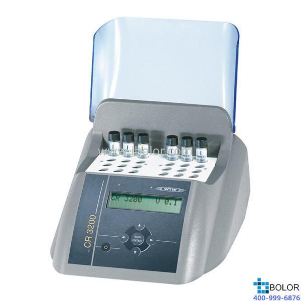 CR3200 COD消解仪 2组×12共24个16mm加热孔;COD消解器