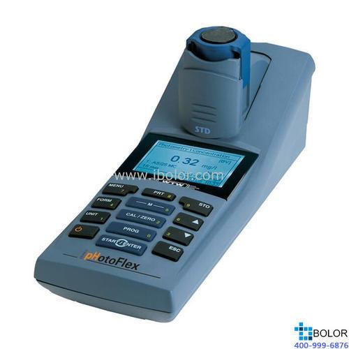 PhotoFlex 便携式COD多参数仪;COD测定仪;六波长;进口COD分析仪
