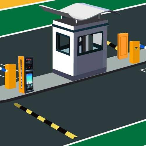 Ticket Traffic Management Car Parking System