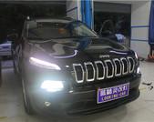 氙氣燈改裝  南京藍精靈改燈  自由光改汽車大燈