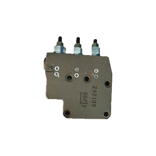 掘进机配件泵头阀、控制阀LRDS Rexroth