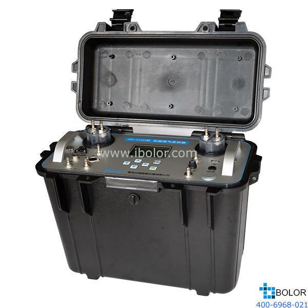 ZR-3710型双路烟气采样器