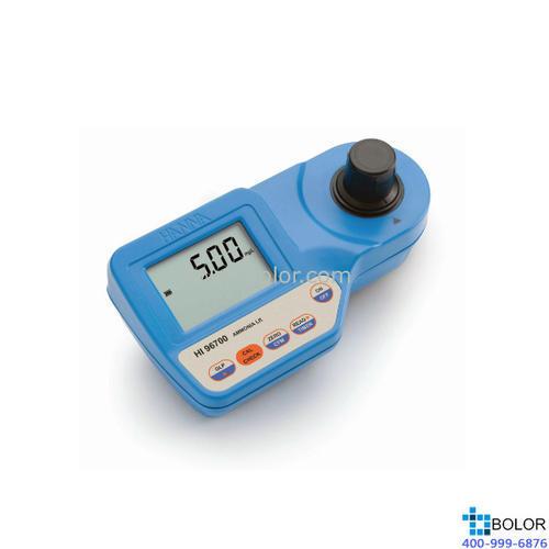 HI96739微電腦氟化物濃度測定儀 0.00-20.00mg/L HANNA/哈納