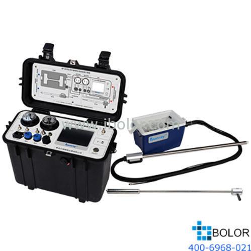 ZR-3700A型煙氣汞綜合采樣器 活性炭吸附法