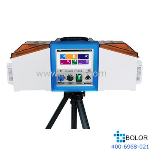 ZR-3500型大氣采樣器(四路恒溫型)