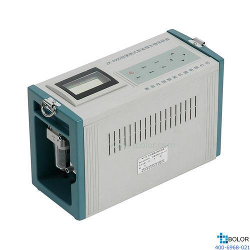 ZR-2000A系列 智能空氣微生物采樣器 微生物采集器 配二級安德森采樣器