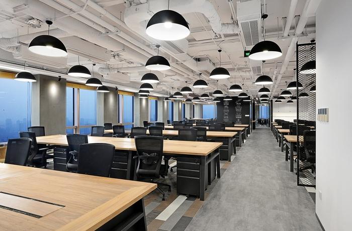 工业风办公室装修风格