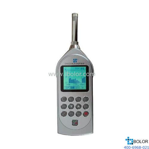 愛華 AWA6228-6+SD卡 多功能聲級計