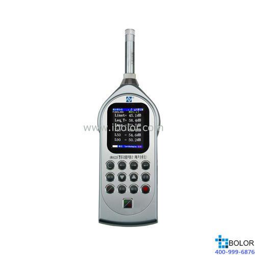 多功能聲級計 測量上限:130dB,可擴展至140dB AWA6228
