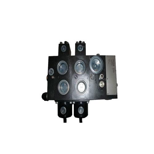 掘进机配件两联多路换向阀PSV61/300-5