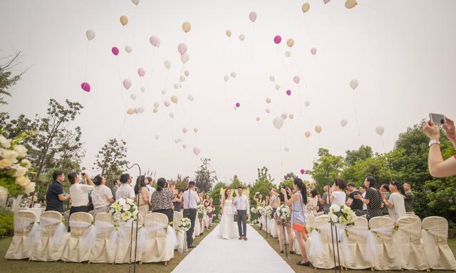 婚礼没有新意不要怕,用好这5个创意策划,让人惊艳!