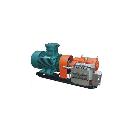 掘进机配件水系统内喷雾泵站,机载喷雾泵BPW31.5/4