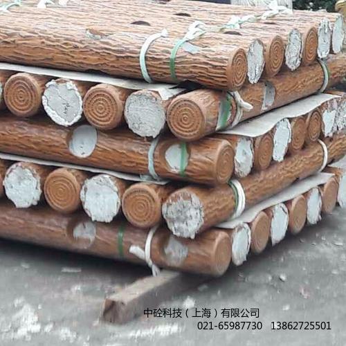 上海预应力混凝土仿木桩长期供应