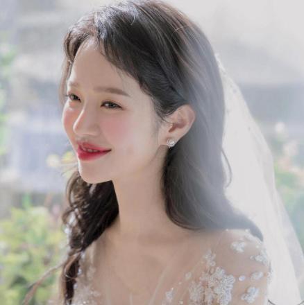 一场唯美的婚礼,**新娘妆容四大要素