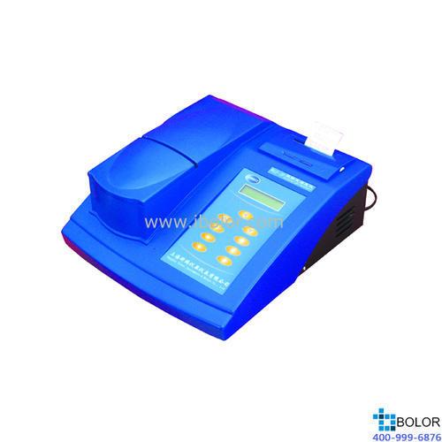 WGZ-4000台式精密型浊度仪 0~4000NTU 分辨率0.001 RS232接口 可选配打印机