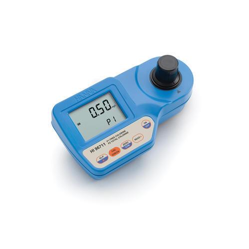 HI96711微電腦余氯總氯濃度測定儀 0.00-5.00mg/L HANNA/哈納
