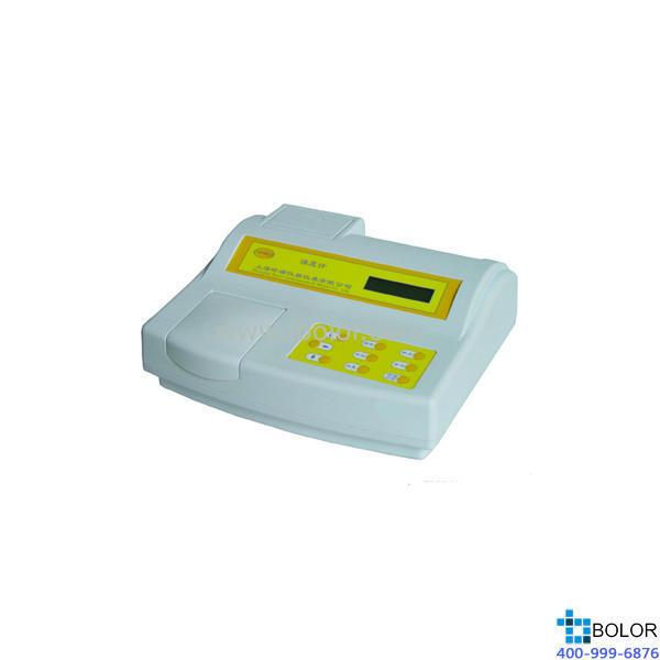 WGZ-2XJ 细菌浊度仪 0~6 MCF 分辨率0.001MCF RS232接口