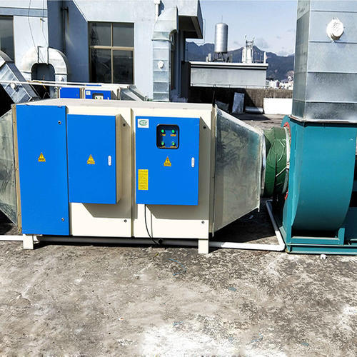 废气处理——等离子处理器