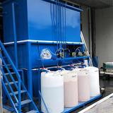 污水处理——半自动一体化设备
