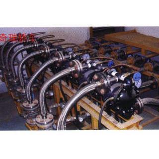 萧川气动隔膜泵(汽车行业)
