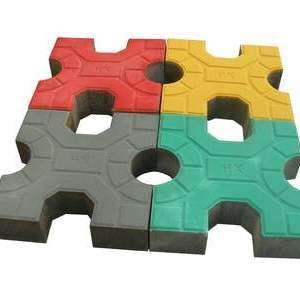彩色植草生態磚300*300規格非通體磚上海供應