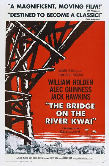 桂河大桥 The Bridge on the River Kwai (1957)