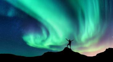挪威 极光 Aurora Norway