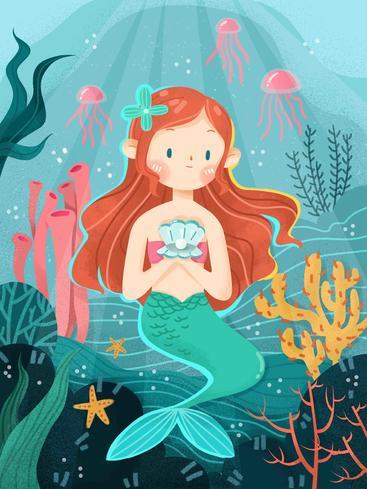 美人鱼 Mermaid__I0201009QTW