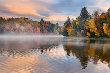 美国 新英格兰 New England USA