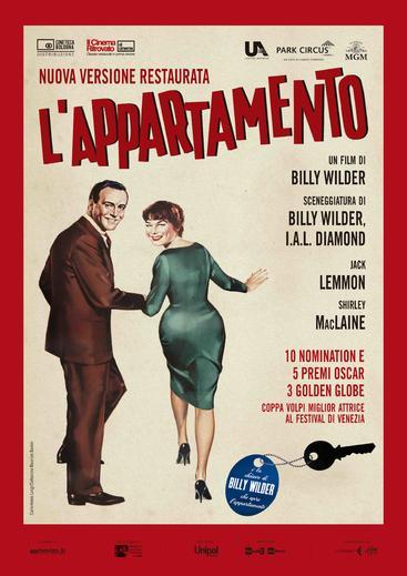 桃色公寓 The Apartment (1960)