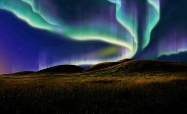 北极光 Northern light