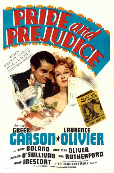 傲慢与偏见 Pride and Prejudice (1940)